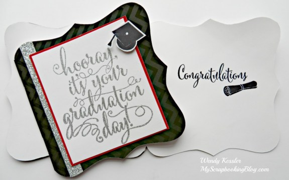Graduation Card by Wendy Kessler