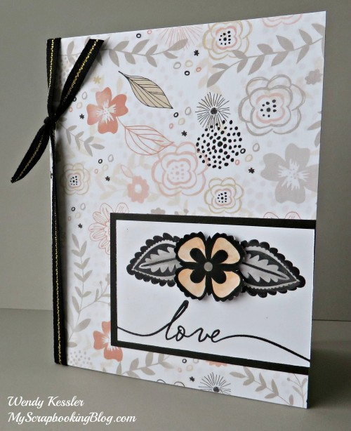 Love Card by Wendy Kessler