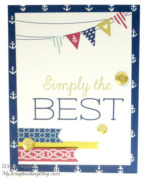 Regatta Card