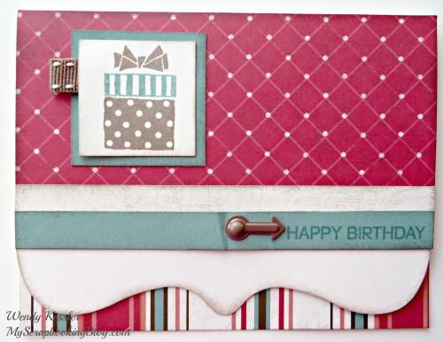 Gift Card by Wendy Kessler