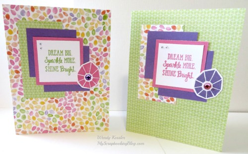 Gem Cards by Wendy Kessler