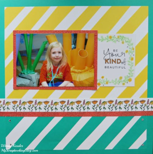 Your Kind Layout by Wendy Kessler