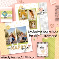 VIP Exclusive Workshop