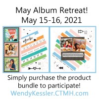 May Album Retreat