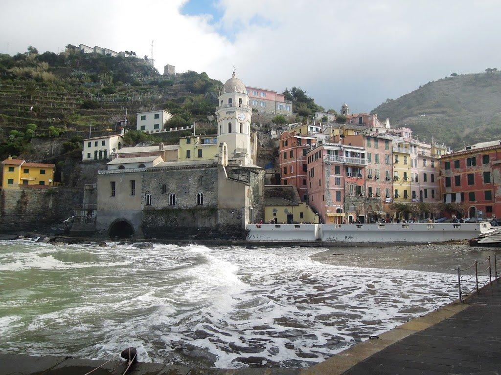 Chiesa di Santa Margherita a Vernazza