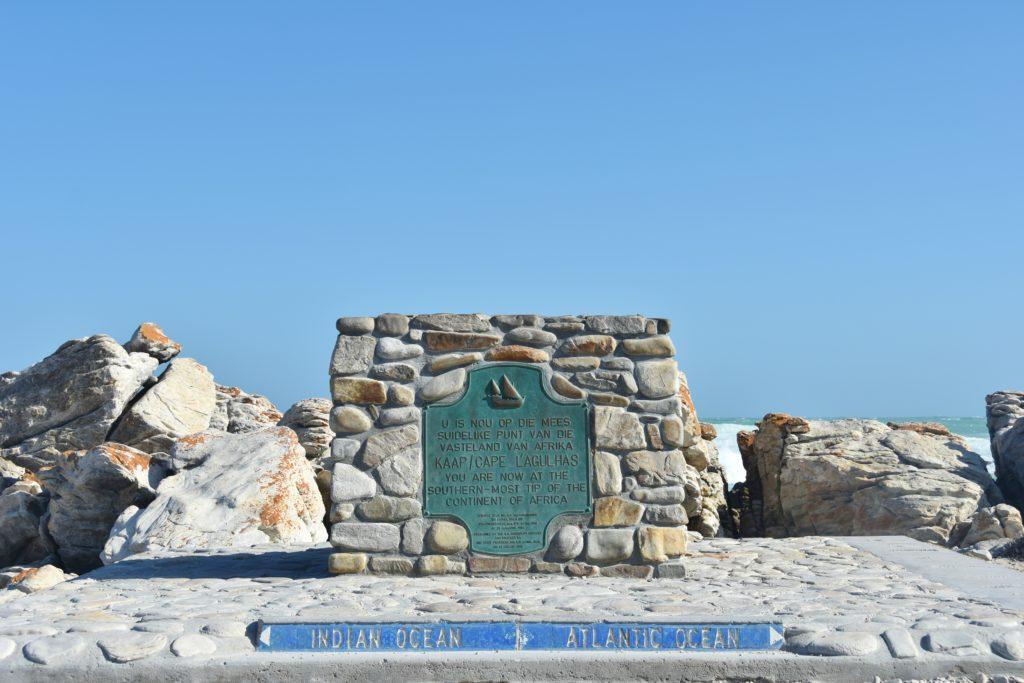 Cape Agulhas il punto più meridionale del continente africano