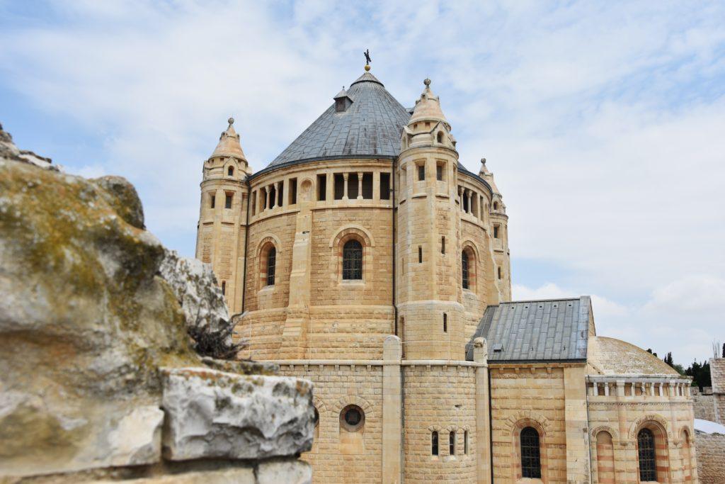 La Basilica della Dormizione a Gerusalemme