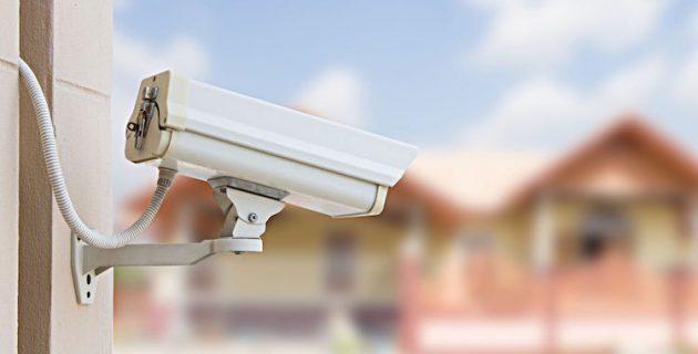 Camera Factice La Surveillance Pour Dissuader