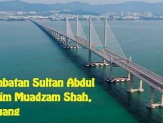 Jambatan Sultan Abdul Halim Muadzam Shah, Penang