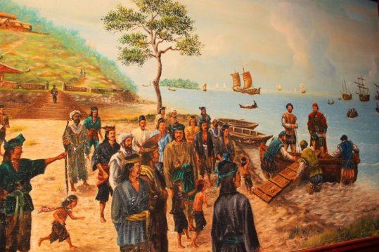 Nota Sejarah Tingkatan 4 Bab 7 Islam Di Asia Tenggara