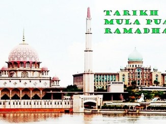 Awal Ramadhan 2018 Di Malaysia - 1439H