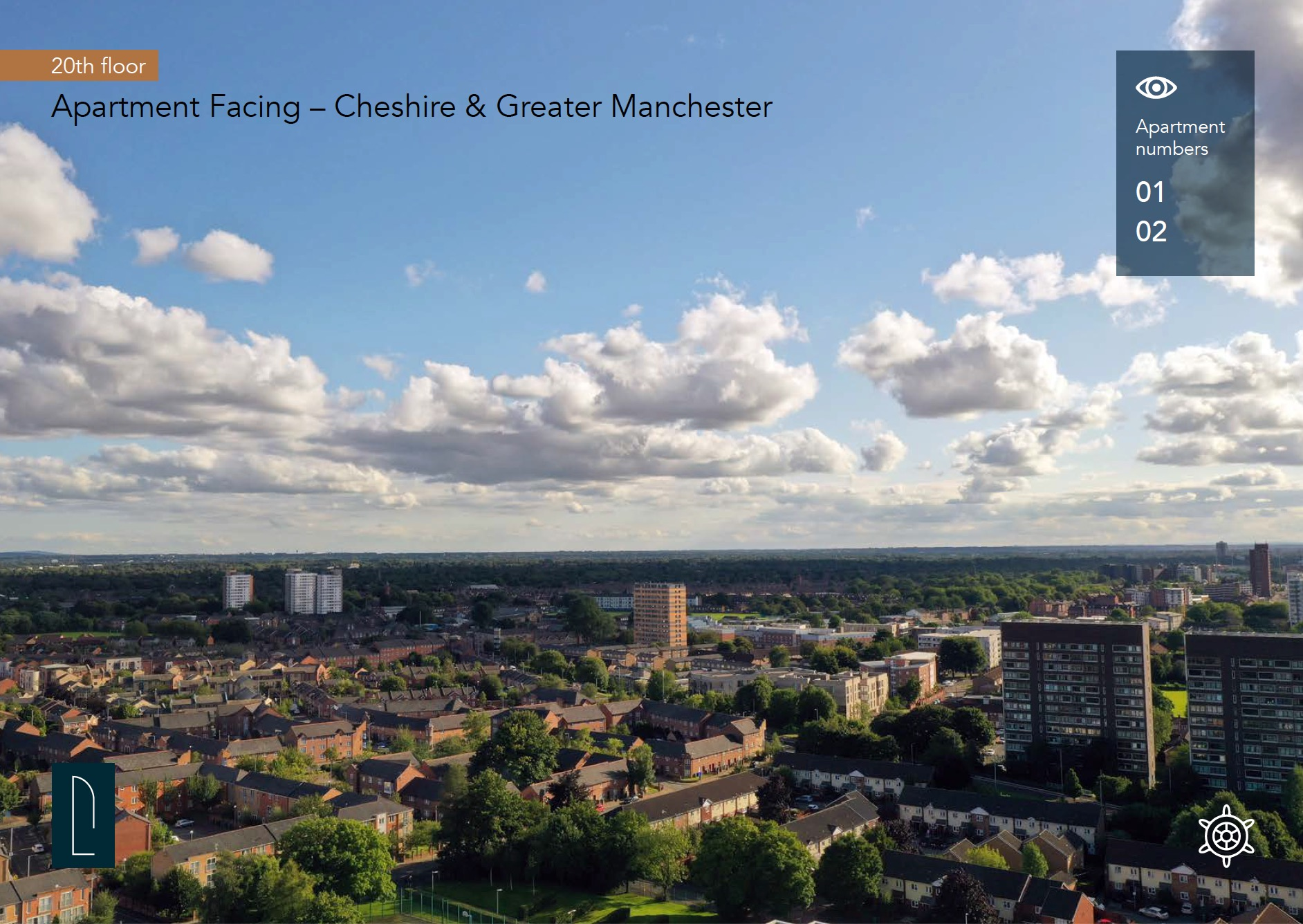 The Blade Manchester View 2