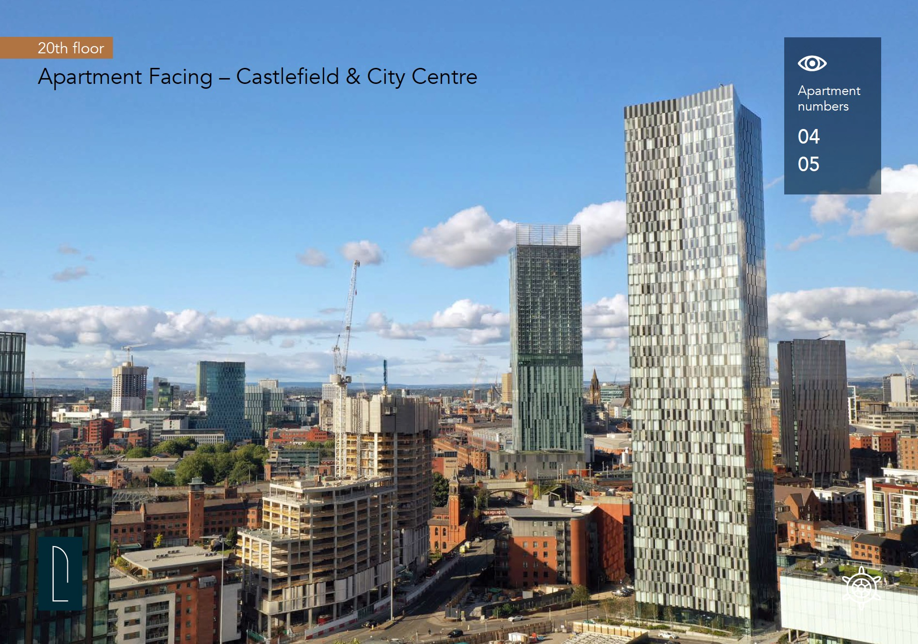 The Blade Manchester View 4