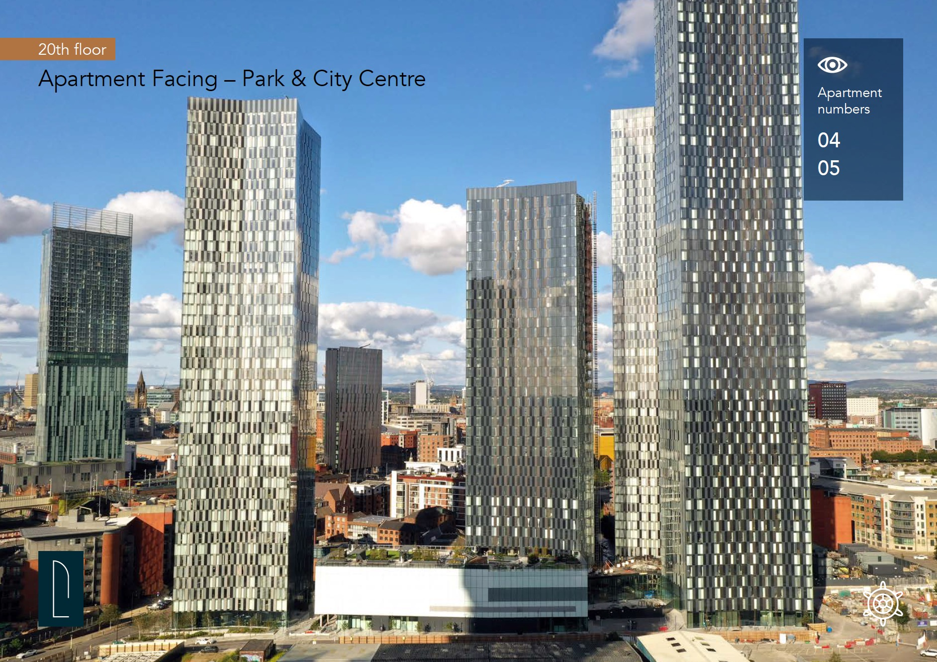 The Blade Manchester View 5