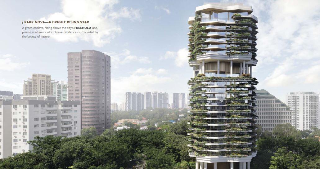 Park Nova building