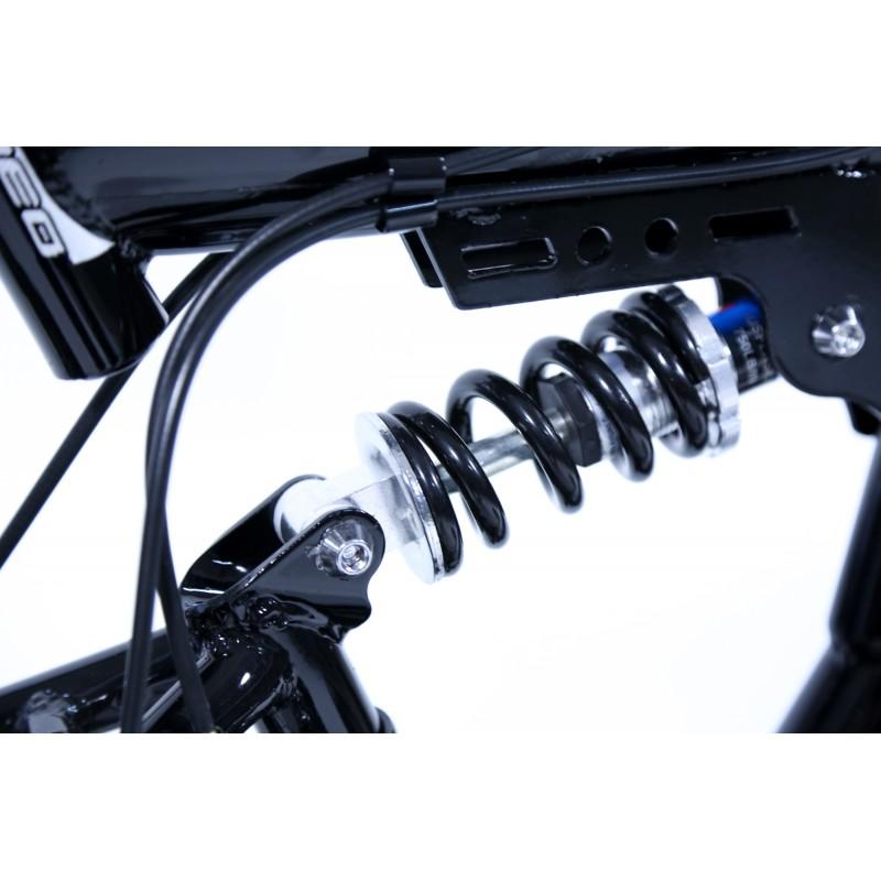 Bicyclette VTT 24 Pouces BLACK DAWN Rodeo 6024 C21
