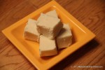 Eggnog Holiday Fudge