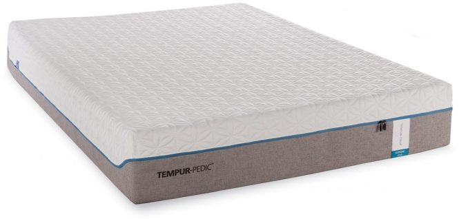 The Tempur Pedic Cloud Supreme Not To Be Confused For Breeze Is An 11 5 Mattress With A Pillowy Softness Without Pillowtop