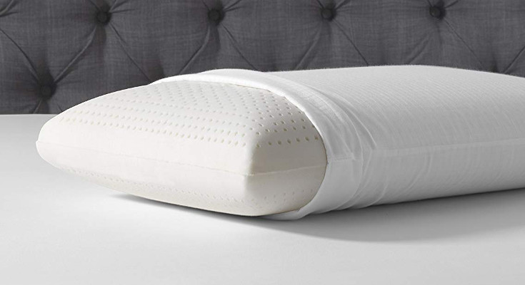 best rated latex foam pillows reviews