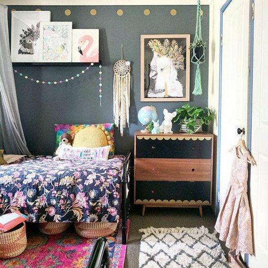 Boho Room Decor: The 9 Must-Have Decor Elements For Your ... on Boho Room Decor  id=66486