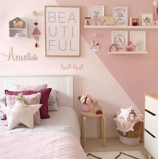 The Best Girl Bedroom Ideas on Room Decor For Girl  id=41360