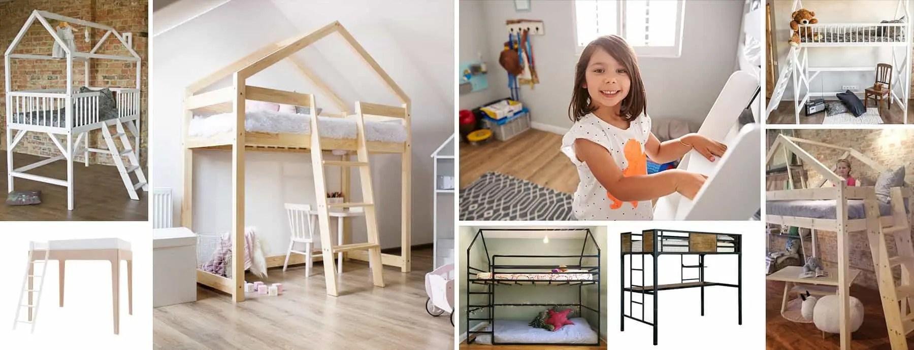 17 Best Loft Beds To Buy Loft Beds Buying Guide 2020 Nursery Kid S Room Decor Ideas My Sleepy Monkey