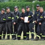 Powiatowe Zawody Sportowo – Pożarnicze