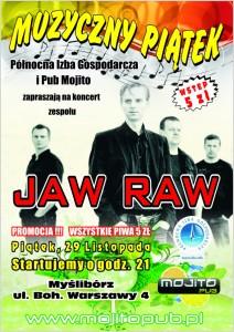 Plakat_Mojito_muzyczny_piatek