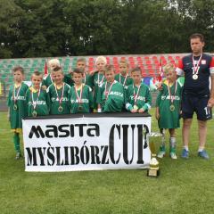 Relacja z Turnieju Piłki Nożnej Orlików Masita Myślibórz CUP 2014