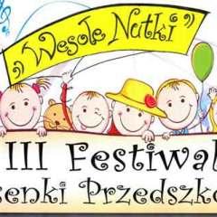 III Festiwal Piosenki Przedszkolnej