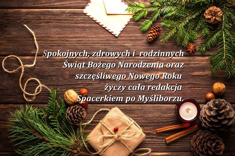 Życzenie Bożonarodzeniowe