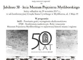 Jubileusz 50-lecia Muzeum