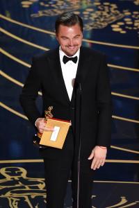 Zwycięski Leo / fot. oscars.com