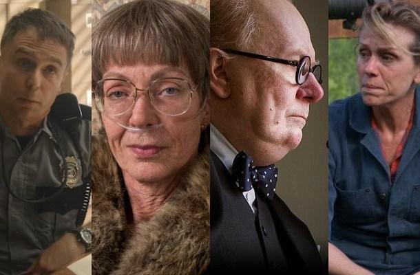 Zdobywcy Oscarów aktorskich 2018