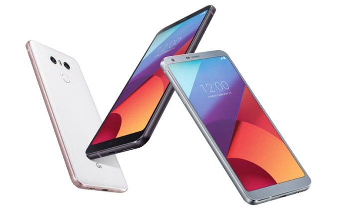 LG G6 - Official Press Image