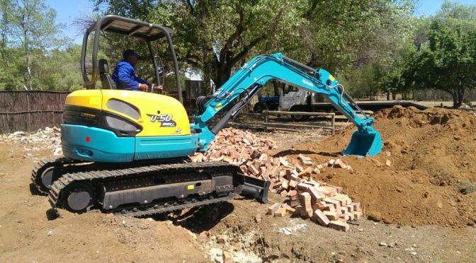 Kubota: Big Business Dig Compact Equipment