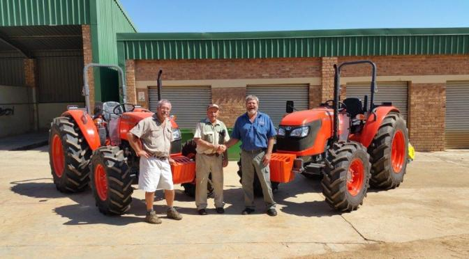 Kubota tractors sweeten production at Sierra Citrus