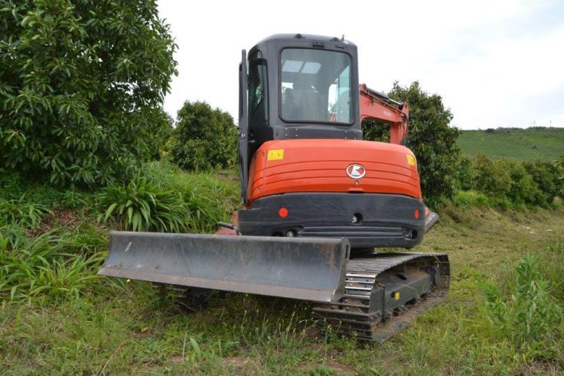 Kubota U50 5.0T Compact Excavator