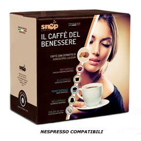 Capsule Nespresso Compatibili con Ganoderma