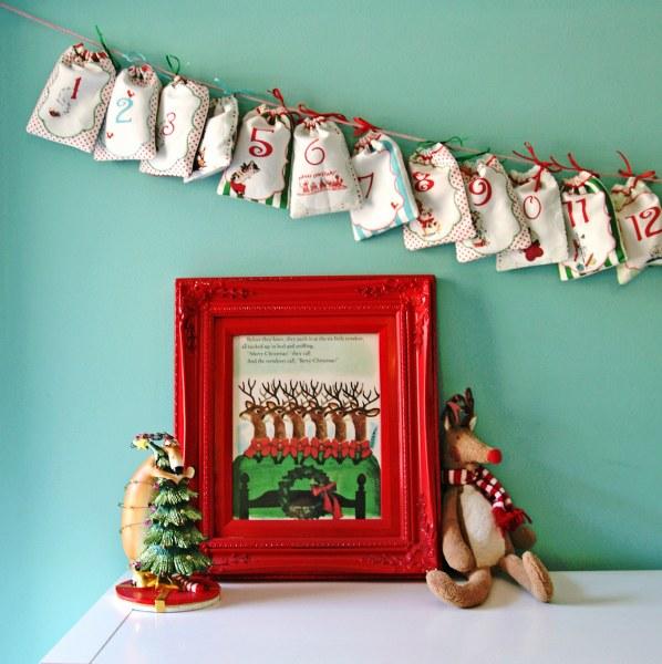 IMG 8568 598x600 DIY Drawstring Bag Advent Calendar