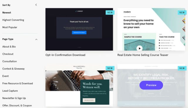 Leadpages