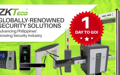 One Day Left Before ZKTeco's Product Launch Seminar