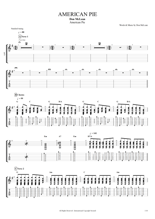 Fine Stairway To Heaven Guitar Chords Vignette - Song Chords Images ...