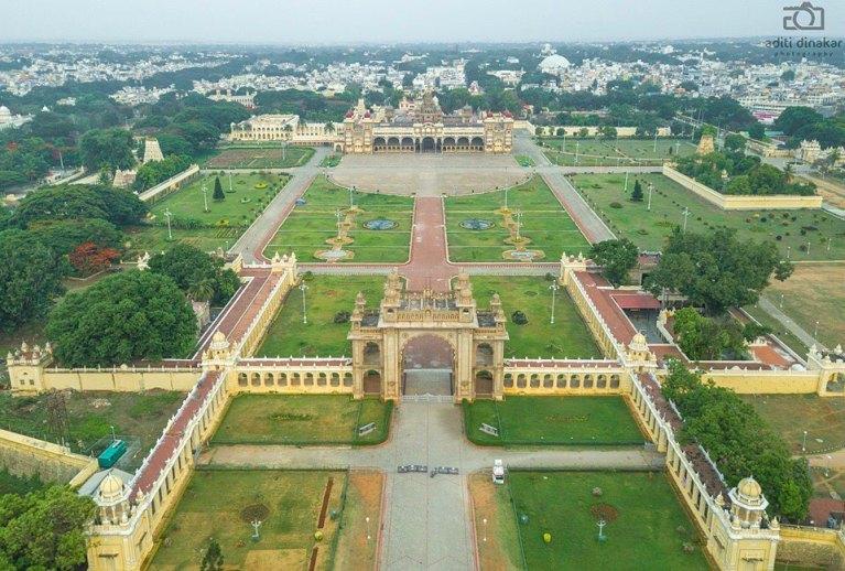images of Mysore City