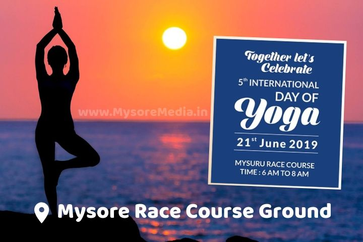 International Yoga Day In Mysore