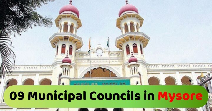 Municipal Councils in Mysore