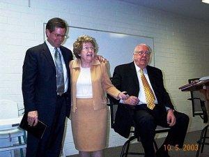 Biltmore Dad, Mom & Richard
