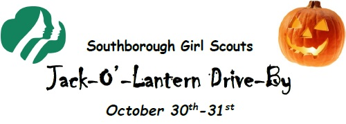 Post image for Jack-o'-lantern Drive By – Friday night through Saturday