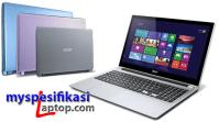 Review Harga Spesifikasi Laptop Acer Aspire v5-431 Slim