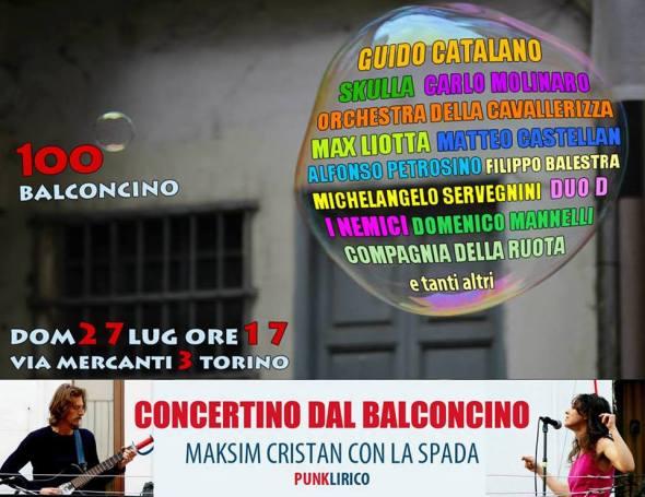 balconcino 100
